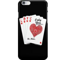 Suite Hearts iPhone Case/Skin