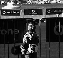Vodafone Boy by Kyle  Jackson