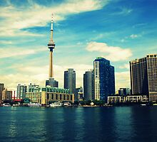 Toronto by MelodiShqiptare