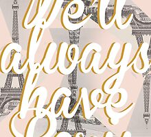 We'll always have Paris v.1  by bericed