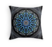 Barrels Kaleidoscope Throw Pillow