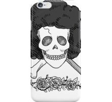Realistic Jolly Roger- Brook iPhone Case/Skin