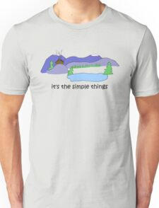 Simple Things -- Cabin T-Shirt