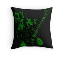 electro-cute Throw Pillow