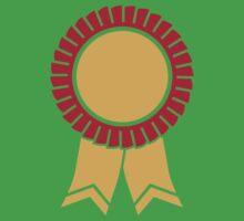 Rosette winners badge One Piece - Short Sleeve
