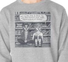 Book Girls Pullover