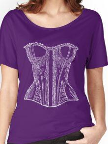Voulez-vous coucher avec moi ce soir! (WhiteVersion) Women's Relaxed Fit T-Shirt