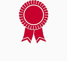 Red rosette winners badge Tank Top