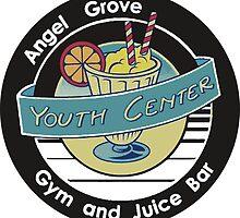 Angel Grove Youth Center - MMPR by Deezer509