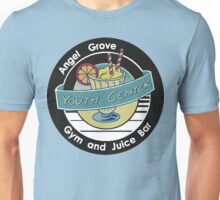 Angel Grove Youth Center - MMPR Unisex T-Shirt