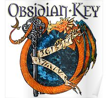 Obsidian Key - SLY Dragon - Progressive Rock Metal Music - (Epic Style) - FD Poster