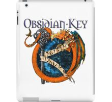 Obsidian Key - SLY Dragon - Progressive Rock Metal Music - (Epic Style) - FD iPad Case/Skin