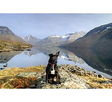 The Wastwater Patterdale Photographic Print