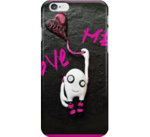 Feary Gawd Monstar Love iPhone Case/Skin