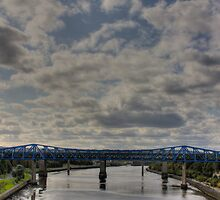 The Lesser Photographed Tyne Bridge by b8wsa