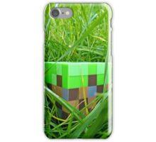 Minecraft-dirt iPhone Case/Skin