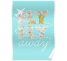 Catch Me If You Can - Fly, Fly Away Poster