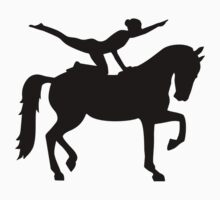 Vaulting horse by Designzz