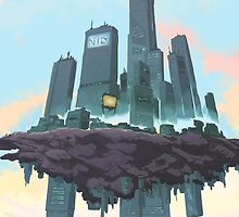 Porter Robinson: Worlds 5 by SansTache