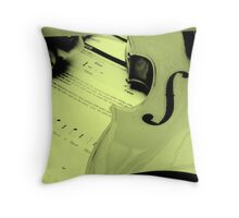 Rested Throw Pillow