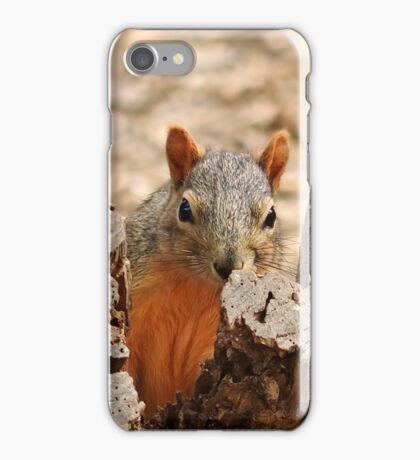 Peek-a-boo! iPhone Case/Skin