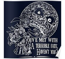 Terrible Fate Poster