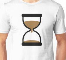 Hourglass Sand glass Unisex T-Shirt