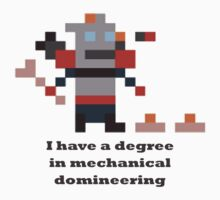 Clockwerk - I have a degree in mechanical domineering by BrewMasterMD