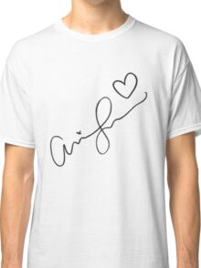 Ariana Grande Signature Classic T-Shirt
