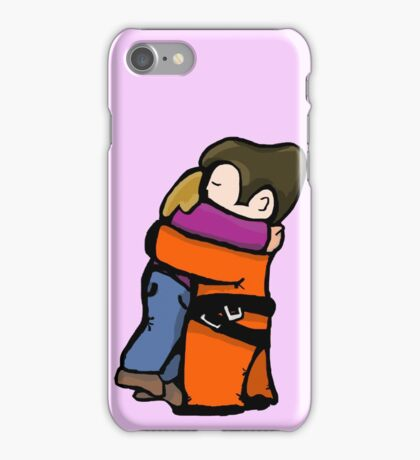 Ten and Rose iPhone Case/Skin