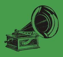 Gramophone by IMPACTEES