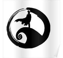Nightmare before KID (only logo) Poster