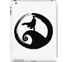 Nightmare before KID (only logo) iPad Case/Skin