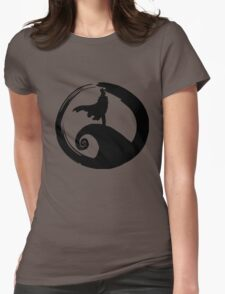 Nightmare before KID (only logo) Womens Fitted T-Shirt