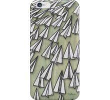 Paper Airplane 88 iPhone Case/Skin