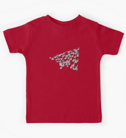 Paper Airplane 88 Kids Tee