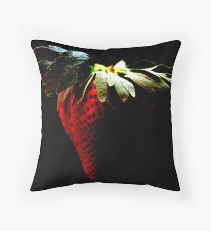 Berry Delicious Throw Pillow
