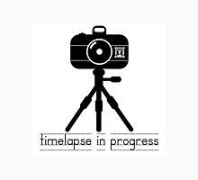 Timelapse in Progress Men's Baseball ¾ T-Shirt