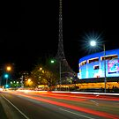 State Theatre - Melbourne by Bill Fonseca