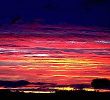 """Northumberland Sunrise"" by Bradley Shawn  Rabon"