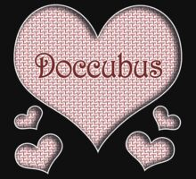 Doccubus Happy Valentines Day by namastedesign
