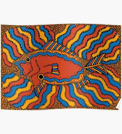 Aarl - (fish) lalin season (summer) Poster