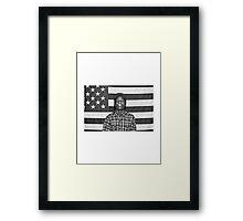 Asap rocky Framed Print