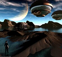 Omega Exploration by Dreamscenery