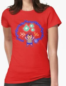 Ness PK Womens Fitted T-Shirt