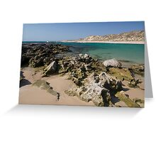 Coral Bay Western Australia Greeting Card