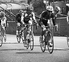 Criterium Black and White by Jeff Harris