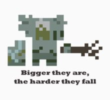 Tiny - Bigger they are the harder they fall by BrewMasterMD