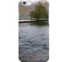 Winter at Monsal Head iPhone Case/Skin