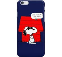 Snoopy Cool iPhone Case/Skin